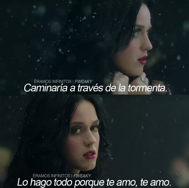 Image About Katy Perry In Frases Idolos By Walquiria