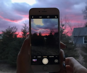 cotton candy skies, goals, and sunsets image