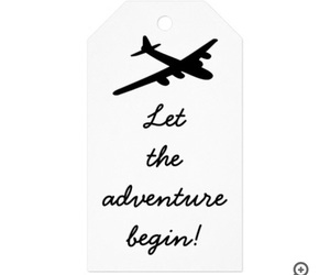 destination, gift tags, and travel image
