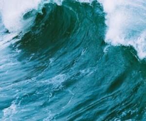 beach, seaside, and wallpaper image