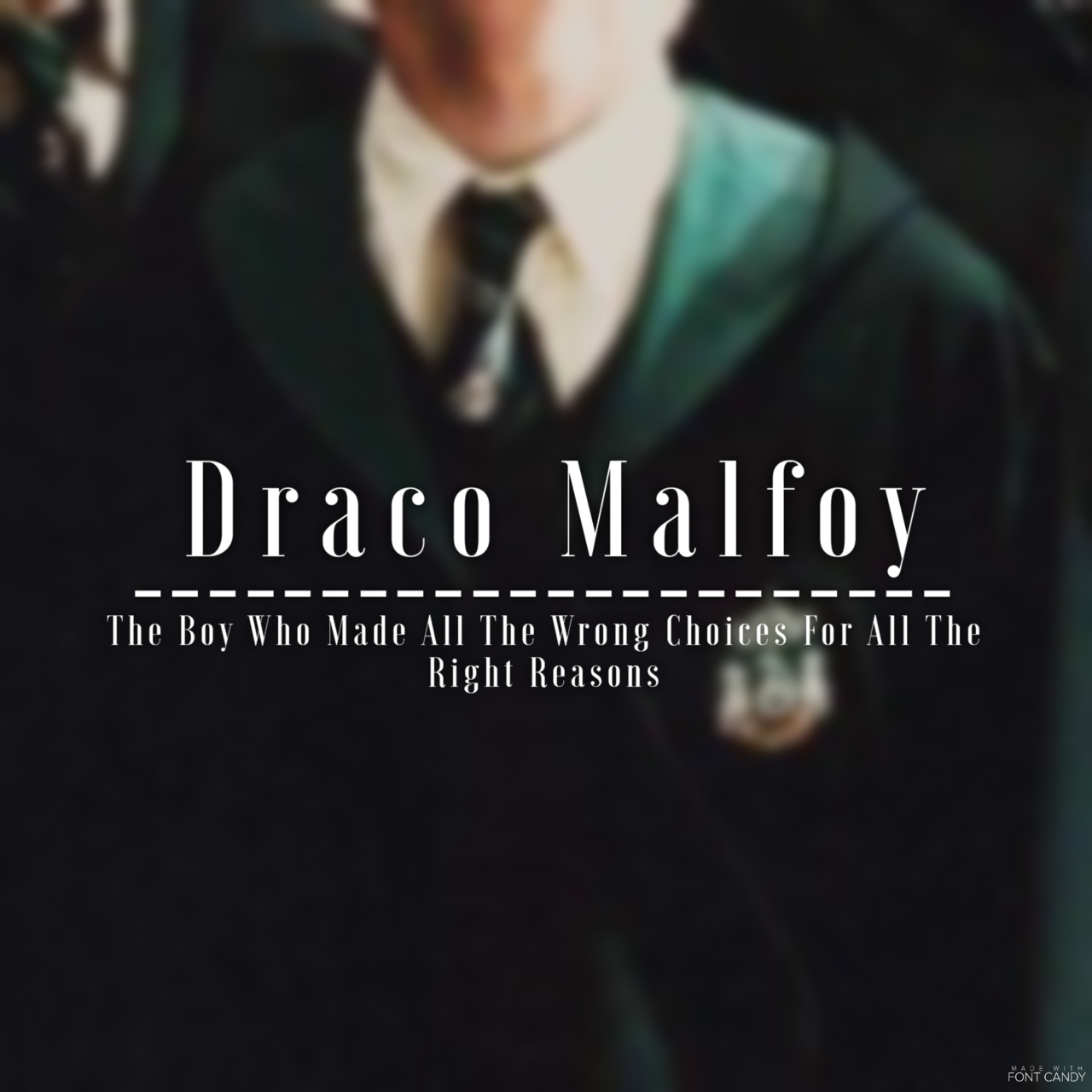 65 Images About Draco Malfoy On We Heart It See More About Harry Potter Draco Malfoy And Tom Felton