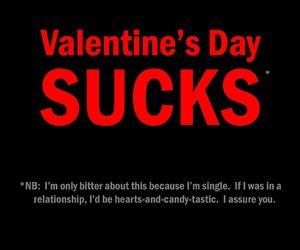 valentine, single, and sucks image