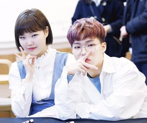 duo, indie, and kpop image