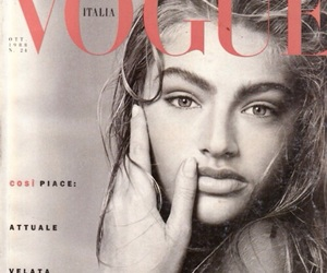 vogue, model, and beautiful image