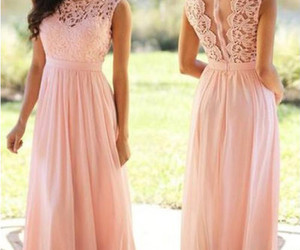 cute dress, girls, and dress image