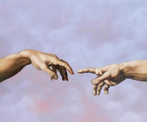 art, hands, and tumblr image