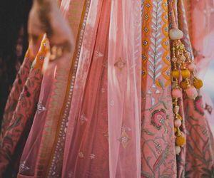 bride, hindi, and indian image