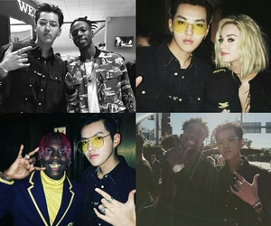 exo, kpop, and kris image