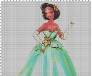 barbie, disney, and pattern image