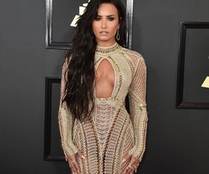 demi lovato, grammys, and grammy image