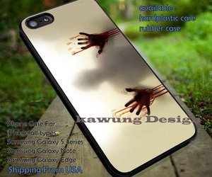 movie, the walking dead, and phone cases image