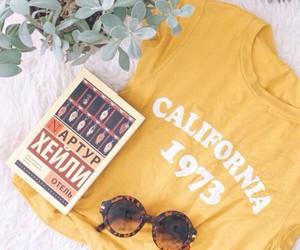 california, yellow, and fashion image