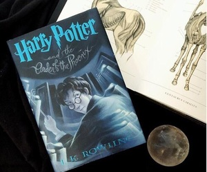 book, harry potter, and harrypotter image