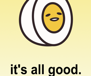 egg, cute, and Lazy image