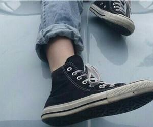 grunge, shoes, and alternative image
