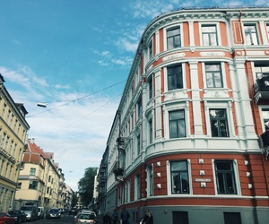 buildings, city, and norway image