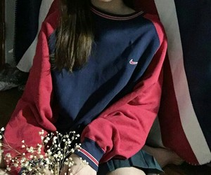 girl, fashion, and kstyle image