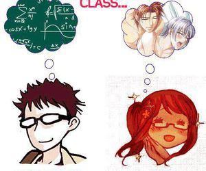 anime, yaoi, and fangirl image