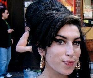 Amy Winehouse and celebrity image