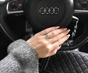 car, audi, and chanel image