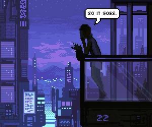 pixel, gif, and aesthetic image