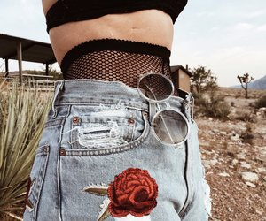 aesthetic, cactus, and clothes image