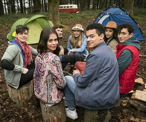 camp, cast, and josh image