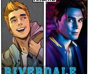 riverdale, Archie, and archie andrews image