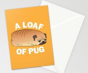 card, design, and dog image