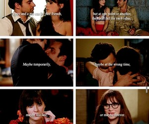 new girl, nick miller, and jessica day image