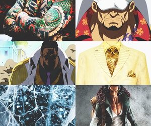 aesthetic, admirals, and kizaru image