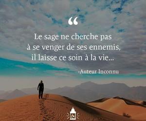 ami, Citations, and francais image
