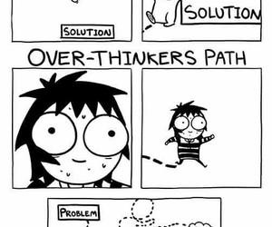 comics, funny, and sarah andersen image