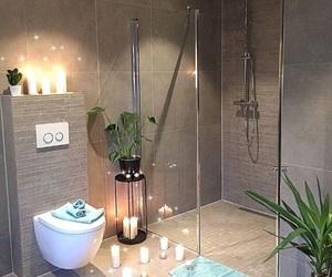 bathroom, cozy, and luxury image