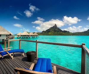 ocean, beach, and luxury image