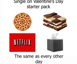 chocolate, pizza, and lol image