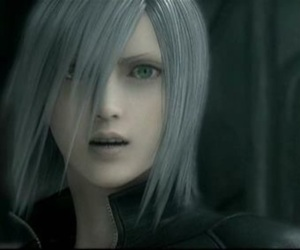 advent children, anime, and final fantasy image