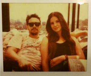 lana del rey and james franco image
