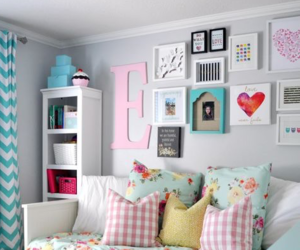 bedroom, decorations, and diy image