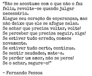 brasil, brazil, and Fernando Pessoa image