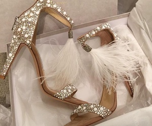 classy, shoe, and beauty image