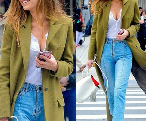casual, city, and fashion image