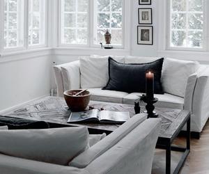 interior, christmas, and minimalist image