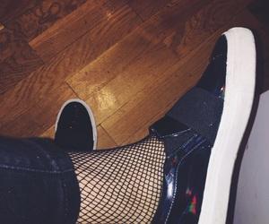 black, brand, and fashion image
