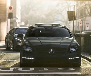 black, cool, and car image