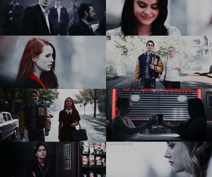edit, tv show, and riverdale image