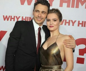 james franco, zoey deutch, and why him premiere image