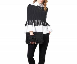 business casual, tassels, and anne fontaine image