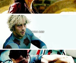 hawkeye, Marvel, and quicksilver image