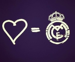 real madrid and football image